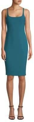 LIKELY Gabrielle Open Back Sheath Dress