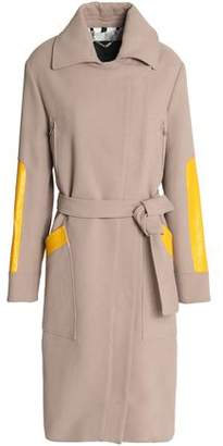 Belstaff Two-Tone Cotton Trench Coat