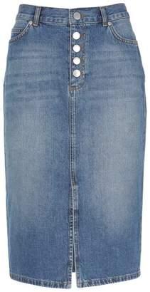 9523ada715 Mint Velvet Indigo Denim Pencil Skirt