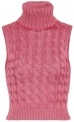 3a79fb8daf Matthew Adams Dolan Cable-knit sweater vest