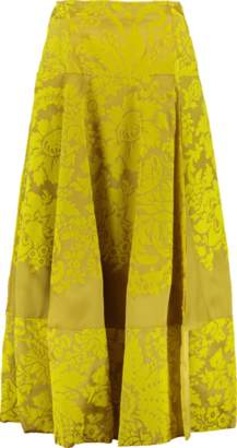 Rosie Assoulin Full Circle Skirt