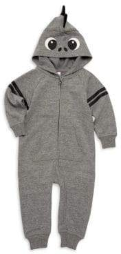 Baby Boy's Hooded Playsuit