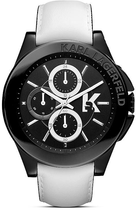 Karl Lagerfeld Energy Watch, 44mm