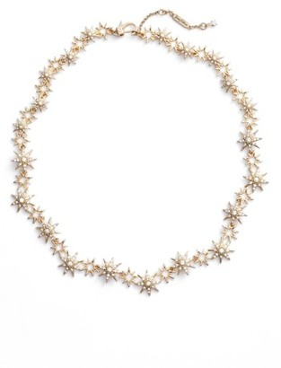 Women's Jenny Packham Star Collar Necklace $88 thestylecure.com