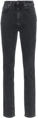 Totême high waisted slim fit jeans