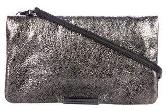 Marc by Marc Jacobs Metallic Leather Crossbody Bag