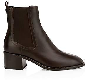 Aquatalia Women's Jemma Leather Chelsea Boots