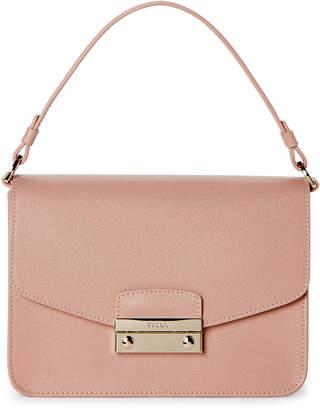 Furla Julia Small Leather Shoulder Bag
