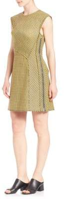 3.1 Phillip Lim Wool Zip-Detail Dress