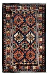 Adina Collection Oriental Rug, 4'1 x 6'6