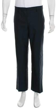 Marc Jacobs Wool and Silk-Blend Dress Pants