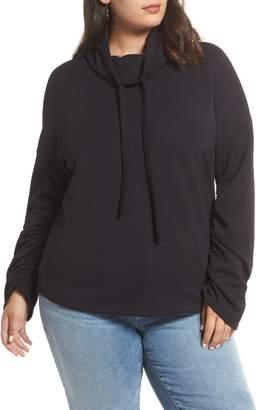 Halogen Cowl Neck Sweatshirt