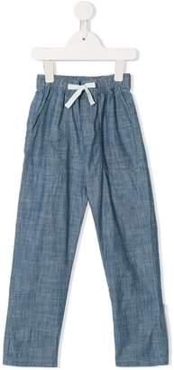 Bonpoint drawstring jeans