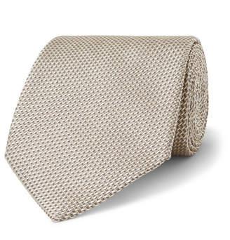 Tom Ford 8cm Woven Silk Tie