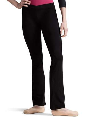 Capezio Womens Tactel Collection 30 Inseam Jazz Pant (TC750S) -S