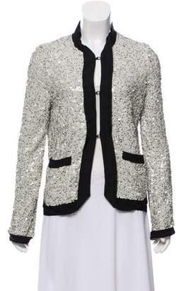 Lanvin Sequined Evening Jacket