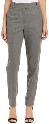 Maje Short Straight Flannel Pants