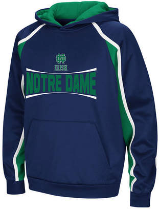 Colosseum Notre Dame Fighting Irish Poly Pullover Hoodie, Big Boys (8-20)