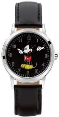 Disney NEW TA75301 Bold Mickey Black Watch