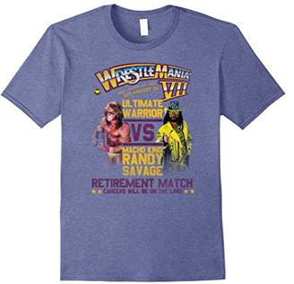 WWE WrestleMania VII Ultimate Warrior vs Macho Man T-Shirt