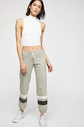 Monrow Vintage Striped Sweats