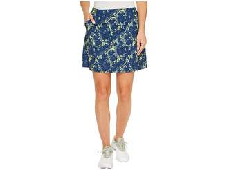 Puma Bloom Knit Skirt Women's Skirt
