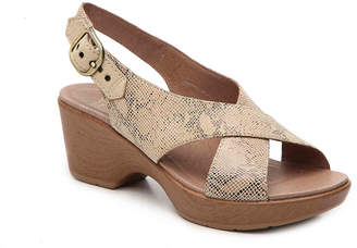Dansko Jacinda Platform Sandal - Women's
