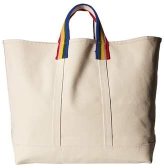 Loeffler Randall Canvas Weekender Tote Tote Handbags