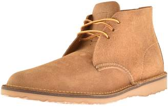 Red Wing Shoes Weekender Chukka Boots Brown