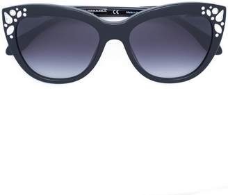 Carolina Herrera cat eye sunglasses