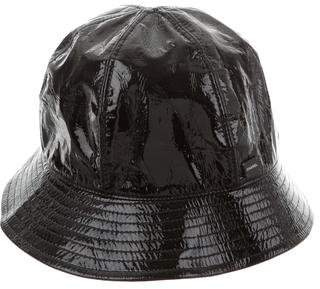 Chanel Vinyl Bucket Hat