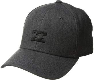 Billabong All Day Heather Stretch Cap Baseball Caps