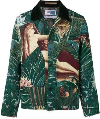 Kenzo safari print jacket