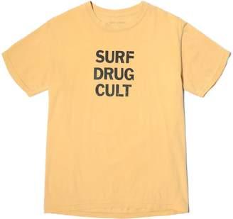 Surf Is Dead SURF DRUG CULT TEE