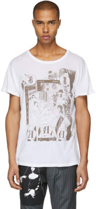 Enfants Riches Deprimes White Bath House Orgy T-Shirt