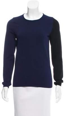 Cédric Charlier Colorblock Crew Neck Sweater