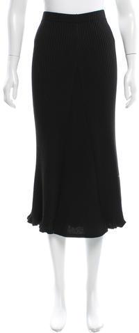 Sonia RykielSonia Rykiel Knit Midi Skirt
