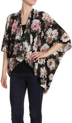 Kelly & Katie Painters Floral Kimono - Women's