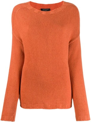 Aragona knitted cashmere jumper