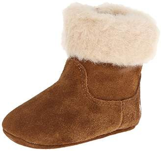Shelley Ralph Lauren Layette Bootie (Infant/Toddler)