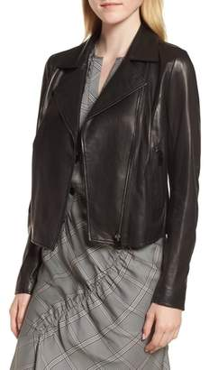 Moto Lewit Leather Jacket
