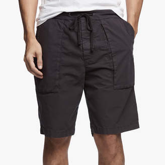 James Perse STRETCH POPLIN POCKET SHORT