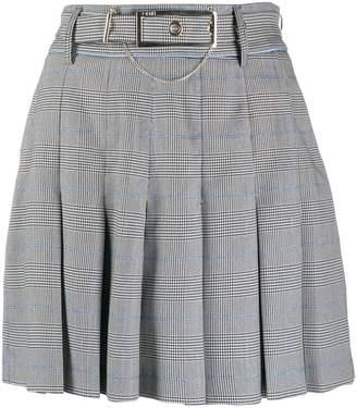 Liu Jo Prince of Wales check skirt