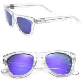 Westward Leaning Pioneer Seven 53MM Square Sunglasses