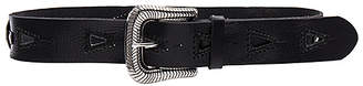 Linea Pelle Concho Belt