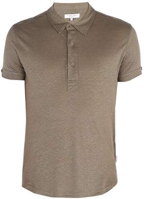 Orlebar Brown Sebastian linen polo shirt