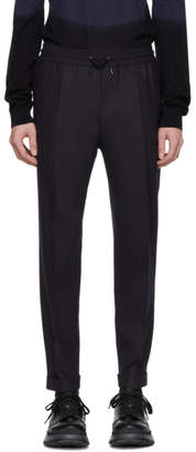 BOSS Navy Oliwer Trousers