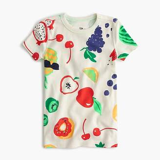 J.Crew Kids' short-sleeve pajama set in fruits