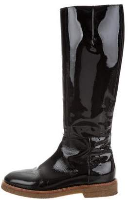 Marni Rubber Knee-Length Boots