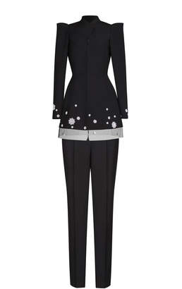 Couture Yanina Demi Wool Suit
